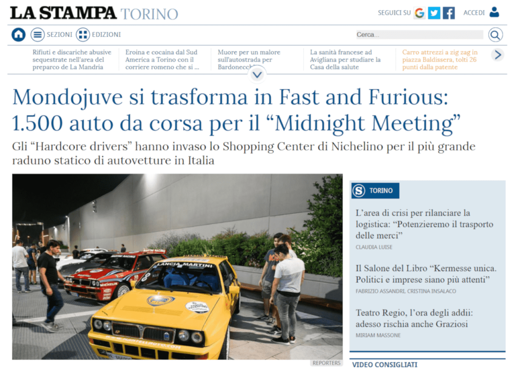 Su di noi - La Stampa Torino