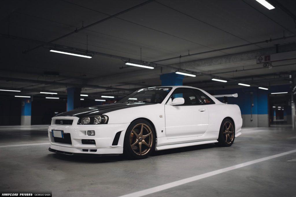 Immagine contatti: Nissan Skyline GT-R 34