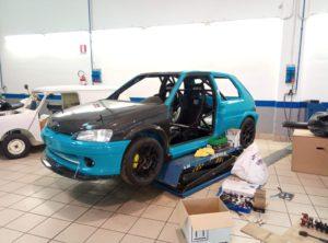 106 Carbon Project: foto Peugeot 106