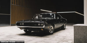 1970 Charger R/T: copertina